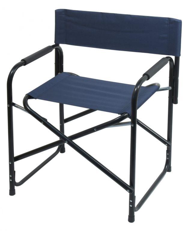 Kempingová skládací židle Tolo - 61 x 78 x 48 cm