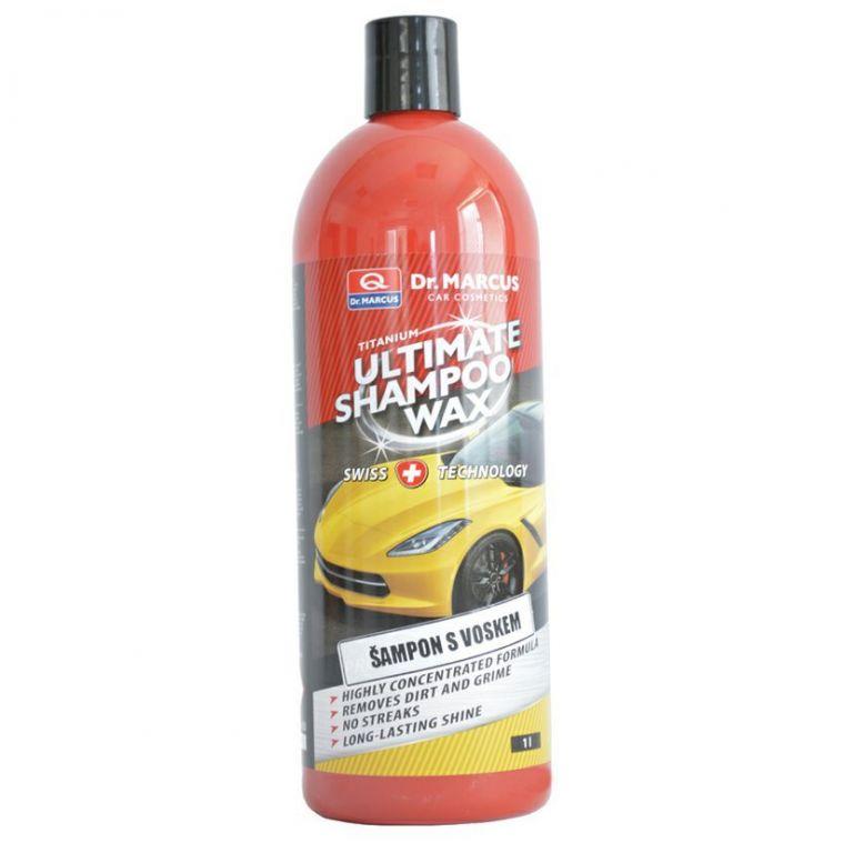 Šampon s voskem - 1000 ml