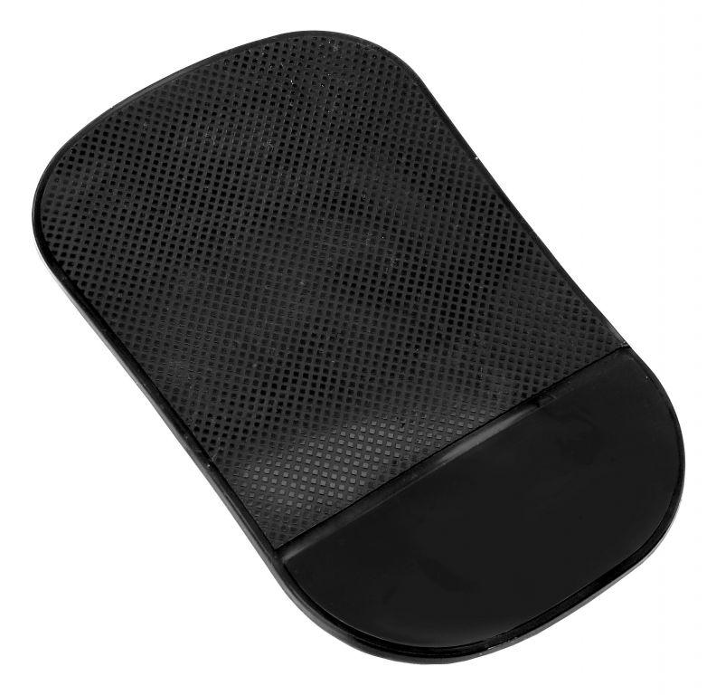 Protiskluzová podložka silicon - 10 x 15 cm, černá