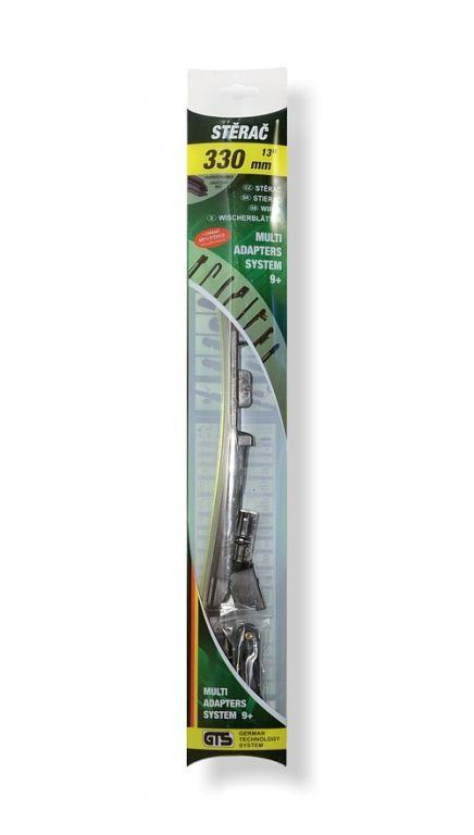 Stěrač plochý Flexi - 330 mm