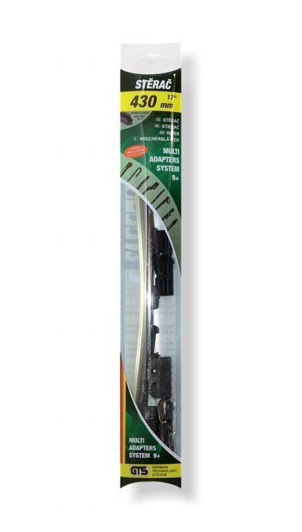 Stěrač plochý Flexi - 430 mm