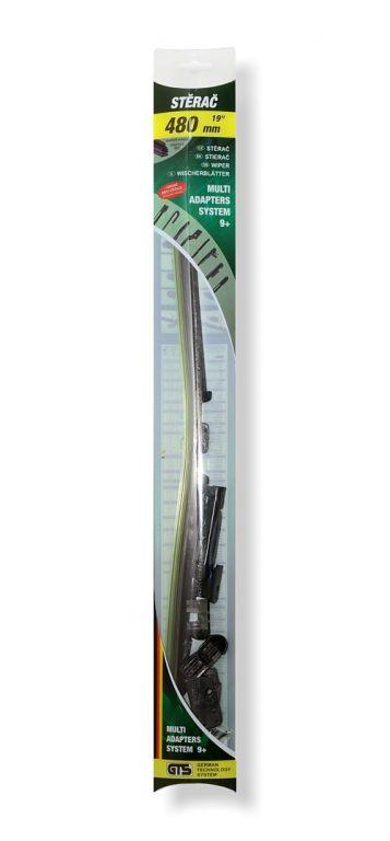 Stěrač plochý Flexi - 480 mm