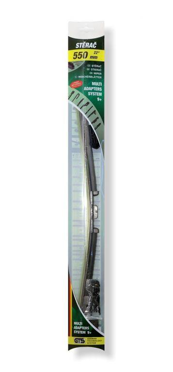 Stěrač plochý Flexi - 550 mm