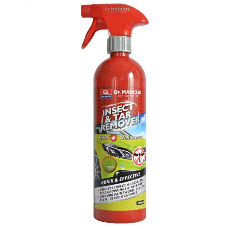 Odstraňovač hmyzu a dehtu - 750 ml