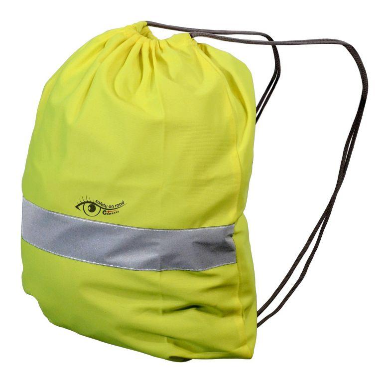 Batoh reflexní S.O.R. - žlutý