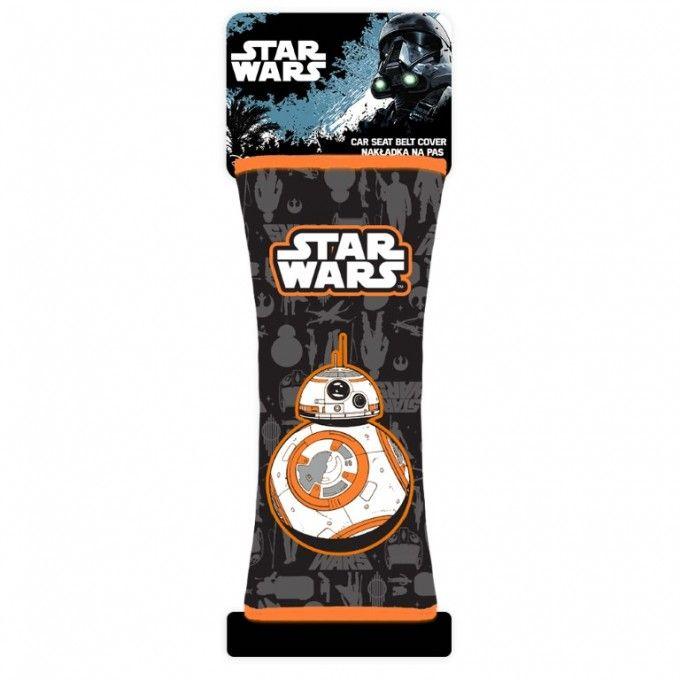 Návlek na bezpečnostní pás Star Wars - 19 x 8 cm