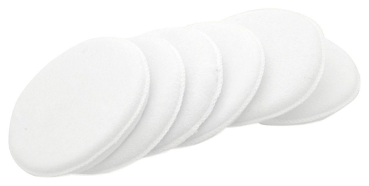 Polštářky na vosk - 6 ks KENCO