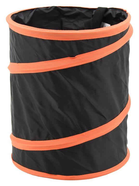 Odpadkový koš velký - 24 x 30 cm, oranžová