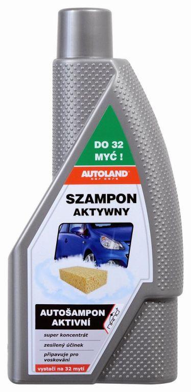 Autošampon aktivní - 950 ml