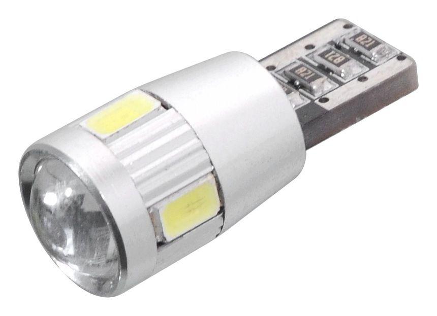 Žárovka - 12 V T10 s rezistorem