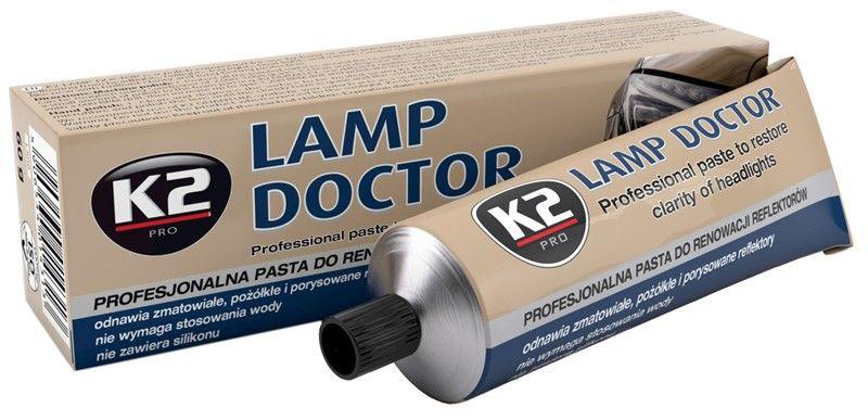 K2 Pasta na renovaci světlometů - 60 g