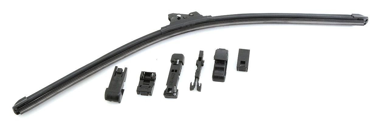 Stěrač Flat Multi s adaptéry - 550 mm