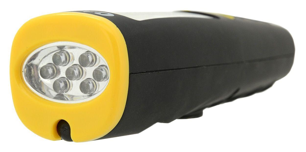 Svítilna montážní LED, 15/200lm