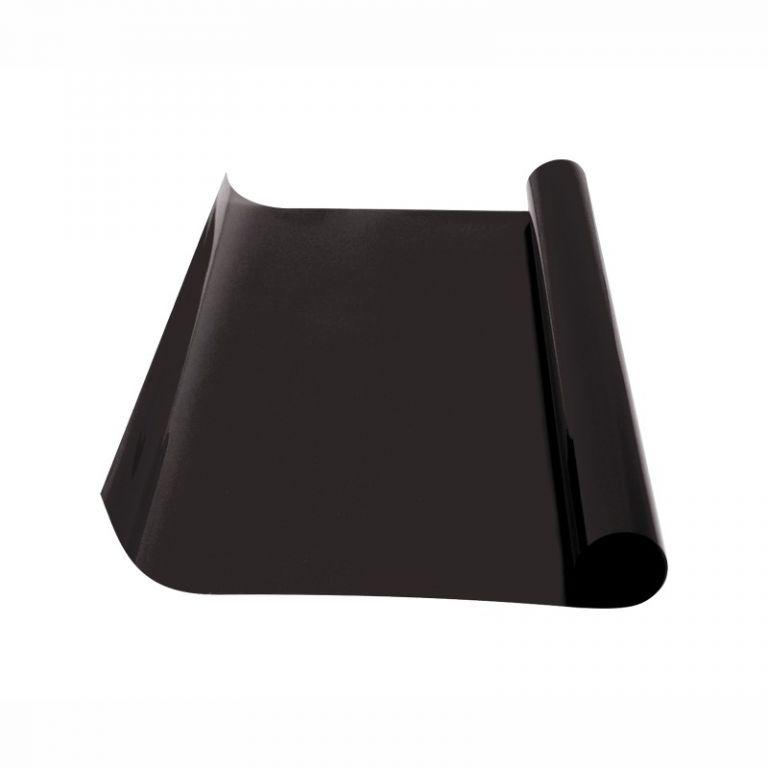 Folie protisluneční – 50×300 cm, super dark 5%