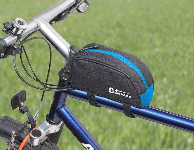 Cyklotaška nad rám přední vidlice – 18 x 9 x 7 cm