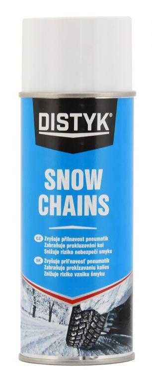 Sněhové řetězy ve spreji, 400 ml
