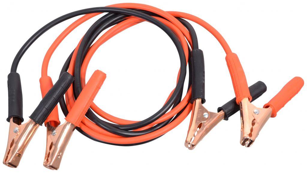 Startovací kabely – zipper bag, 2,5m