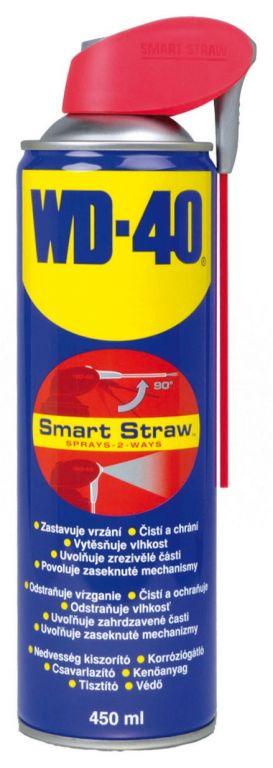 Mazivo ve spreji WD-40, 450 ml