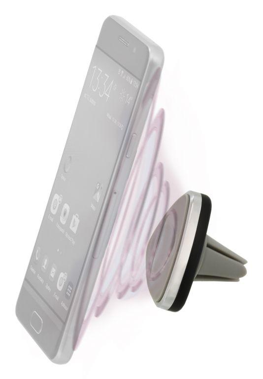 Držák telefonu magnetický do mřížky
