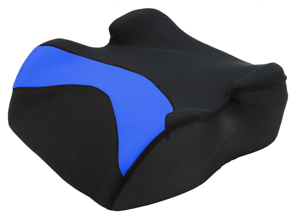 Autosedačka podsedák Junior – 22 – 36 kg, modrá