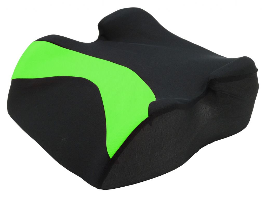 Autosedačka podsedák Junior - 22 - 36 kg, zelená
