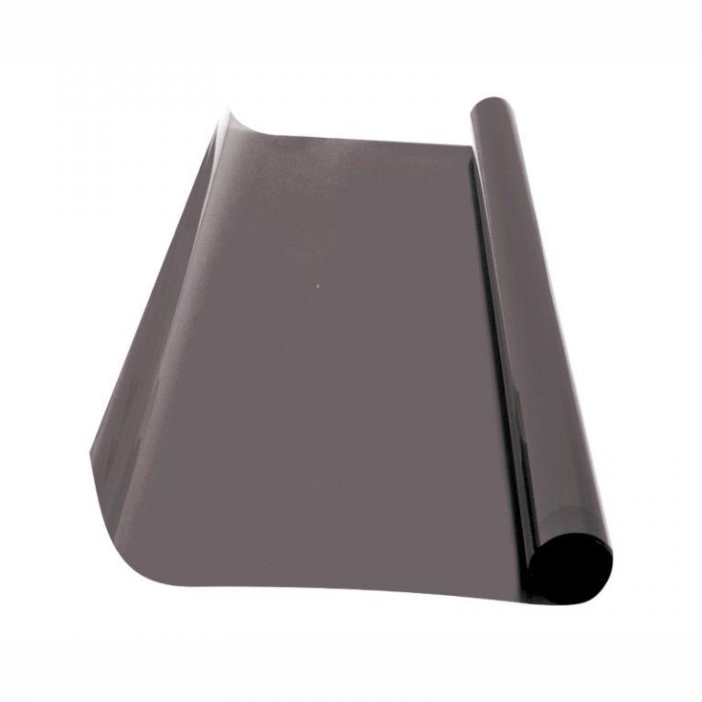 Folie protisluneční - 75x300 cm, medium black 25%