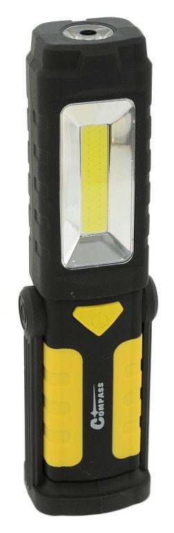 Svítilna montážní LED - 80/280lm