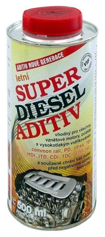 Aditivum do nafty VIF (letní) - 500 ml