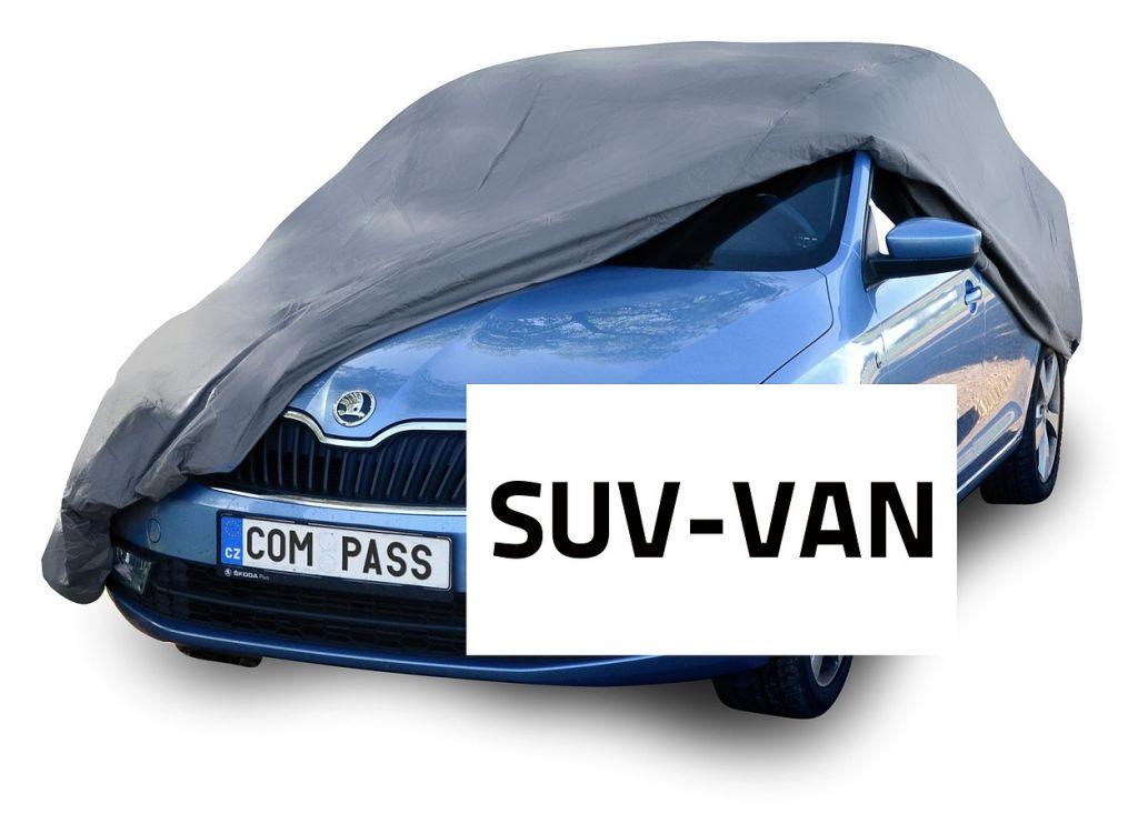 Ochranná plachta SUV-VAN – 515 x 195 x 142 cm
