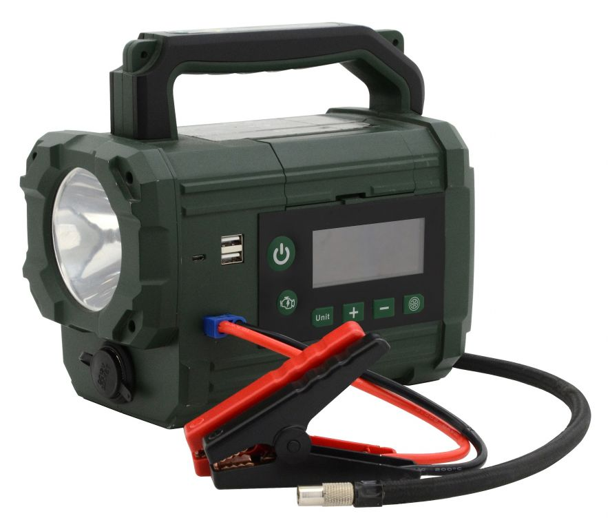 Kompresor Power starter, 300 A