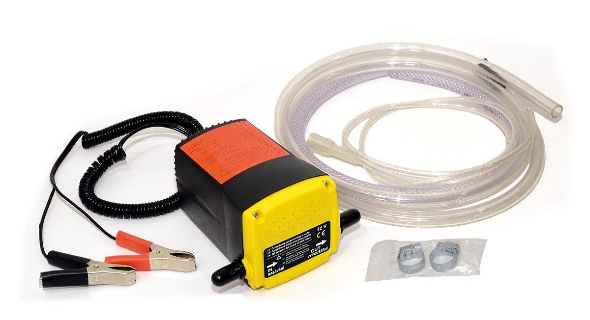 COMPASS na odsávání oleje a nafty 12V CO-07248