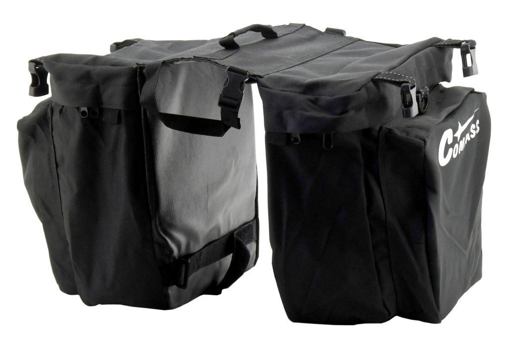 Cyklotaška na zadní nosič 3 v 1