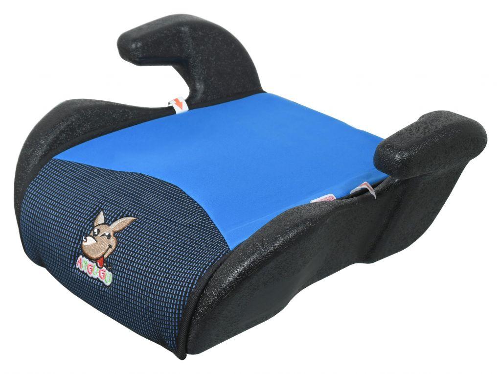 Autosedačka podsedák plast (II,III) – 15-36 kg, modrý