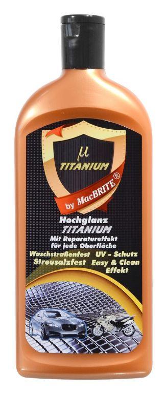 Leštěnka TITANIUM - 500 ml