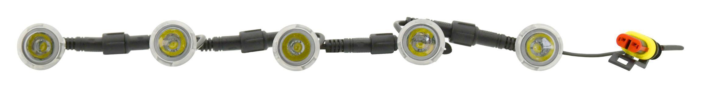 Světla denního svícení, high power, 12V/24V