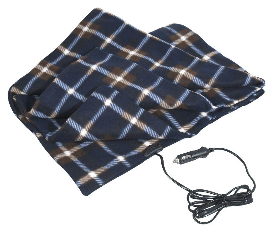Vyhřívaná deka 12 V – 100 x 70 cm