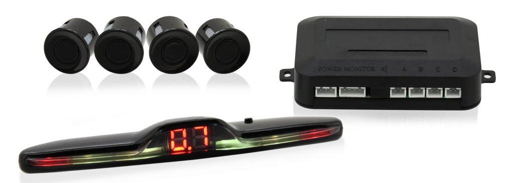 Parkovací asistent - 4 senzory