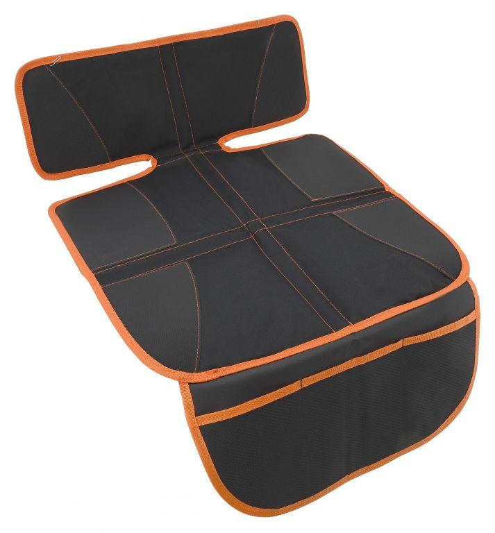 Ochranný potah na sedadlo - oranžový