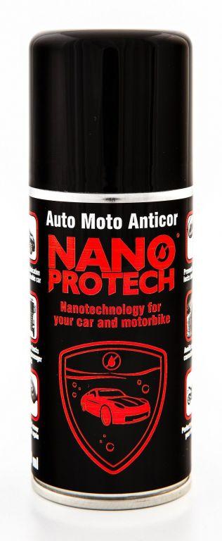 Nanoprotech sprej pro automobily, antikorozní - 150 ml