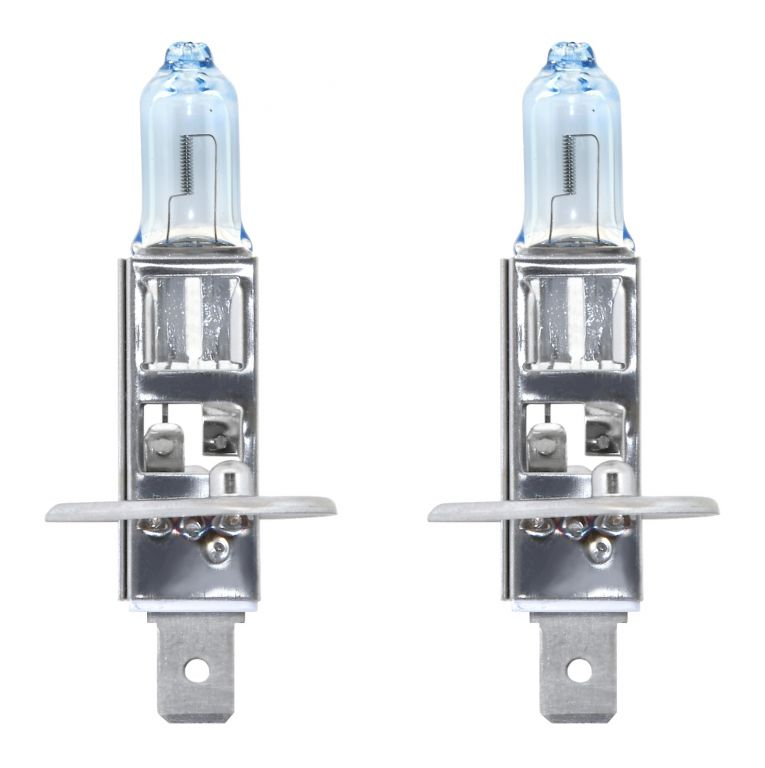 Žárovka Excelite H1 CHROME – 12 V, 55 W, 2 ks
