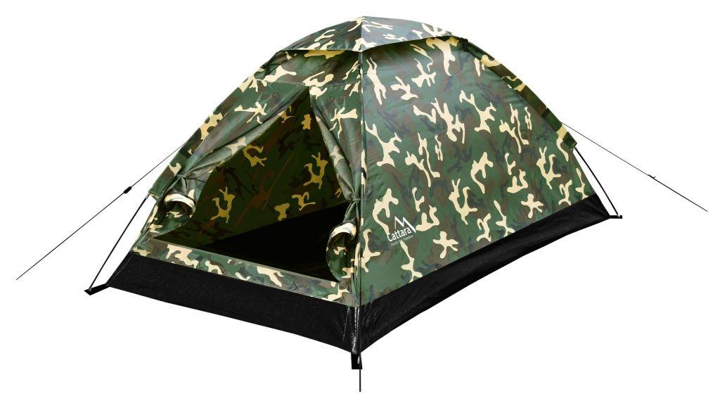 Stan Army pro 2 osoby - 200 x 120 x 100 cm