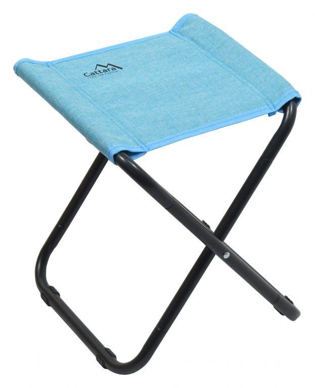 Kempingová skládací židle - 28 x 38 x 30 cm