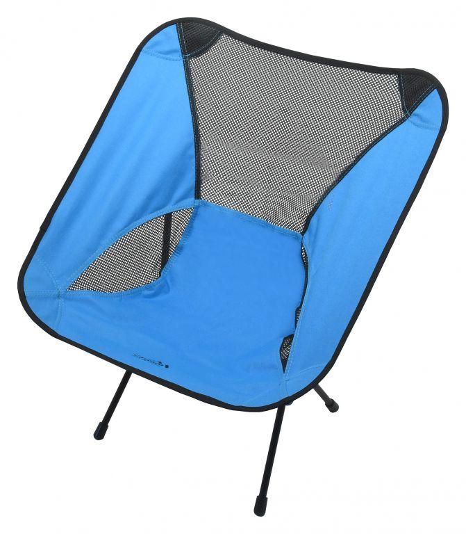 Kempingová skládací židle - 56 x 63 x 35 cm
