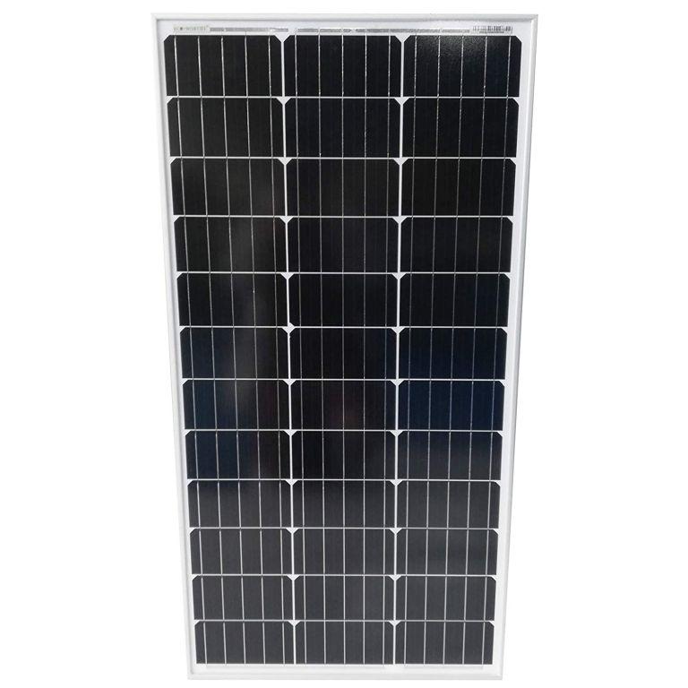 Fotovoltaický solární panel, 100 W, polykrystalický