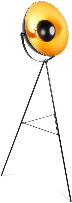 Stojací lampa se stativem, 163 cm