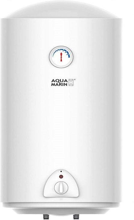 Elektrický zásobník na horkou vodu 50 l, bílý