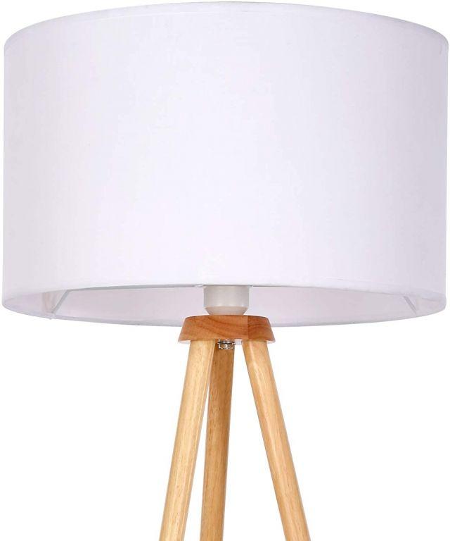 Stojací lampa se stativem, 45 x 45 x 145 cm