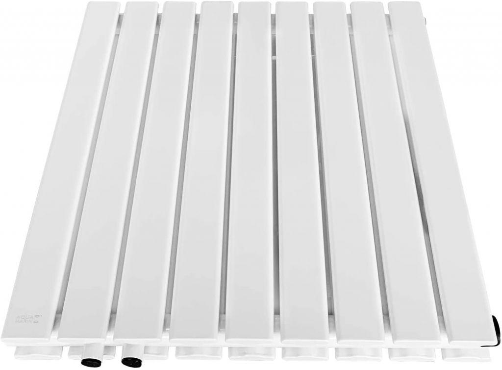 Aquamarin Horizontální radiátor, 819 W, 600 x 614 x 69 mm