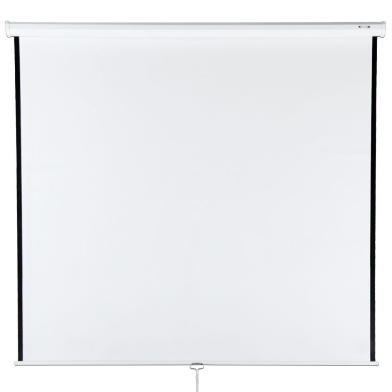 JAGO Projekční plátno se stativem 203 x 152 cm