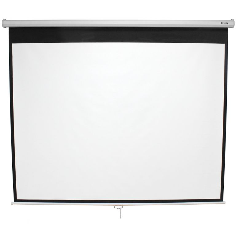 JAGO Projekční plátno se stativem 178 x 178 cm